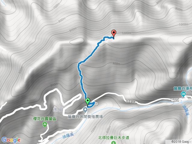 蓮包山步道