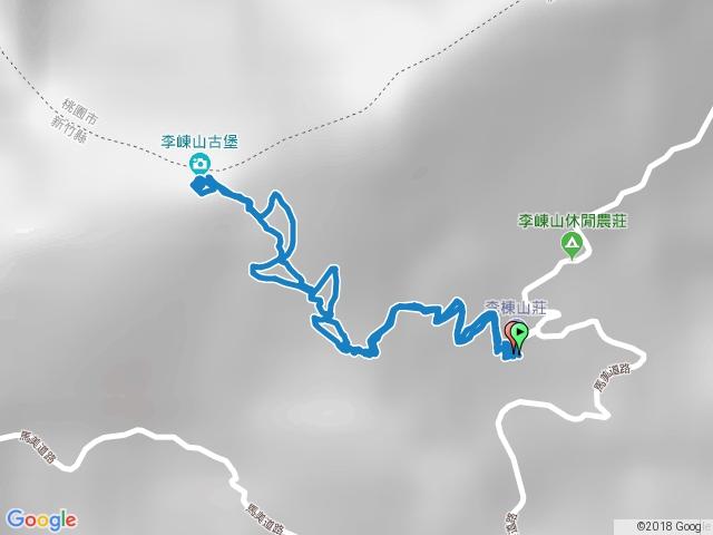 2017.04.04 小百岳028李崠山(李棟山)