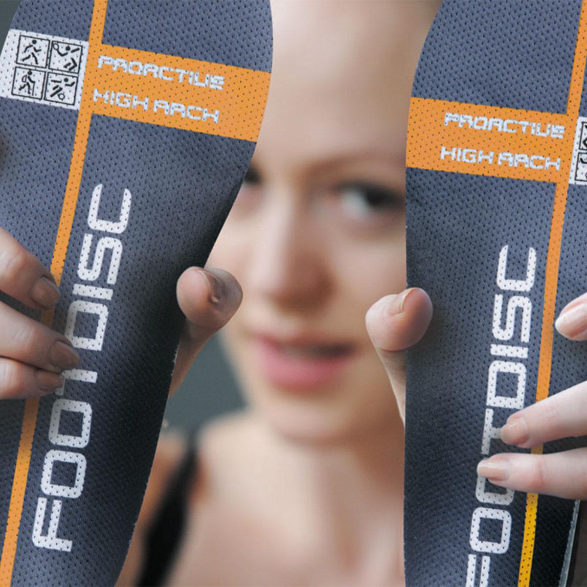 德國【FOOTDISC】長時間行走 最佳支撐 SPF科技足墊(立體、回彈足弓片,所有足型適用)6