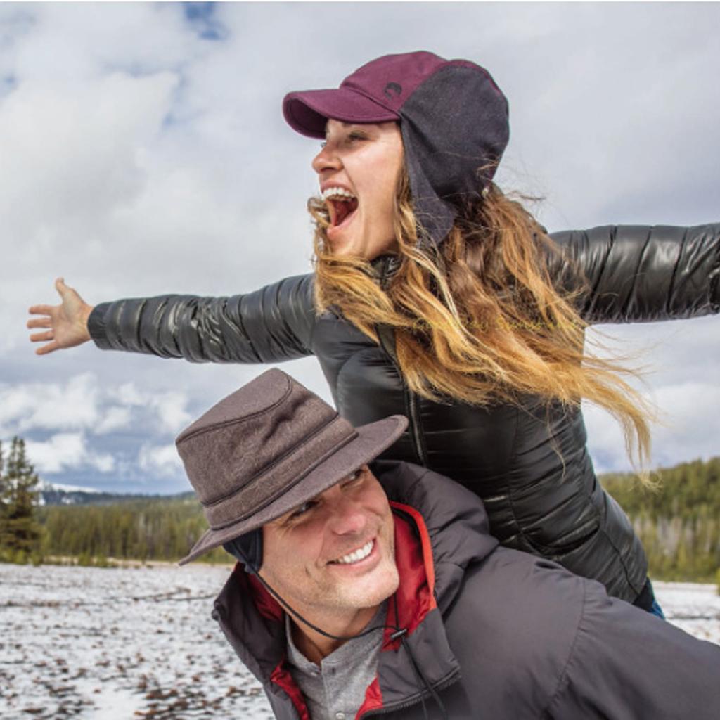 美國【Sunday Afternoons】進階保暖 2用刷毛飛行帽(共2色、防潑水、防曬係數UPF50+)9
