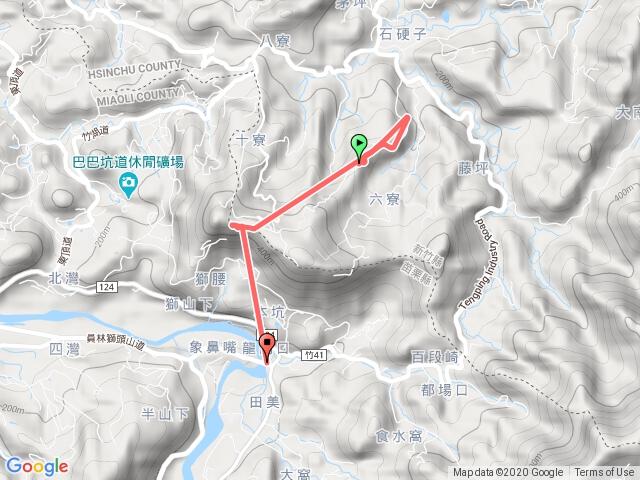 跟著寶寶漫步參山獅山古道(獅頭山風景區)202010171447