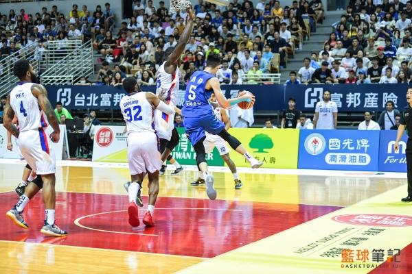 中華藍對菲律賓