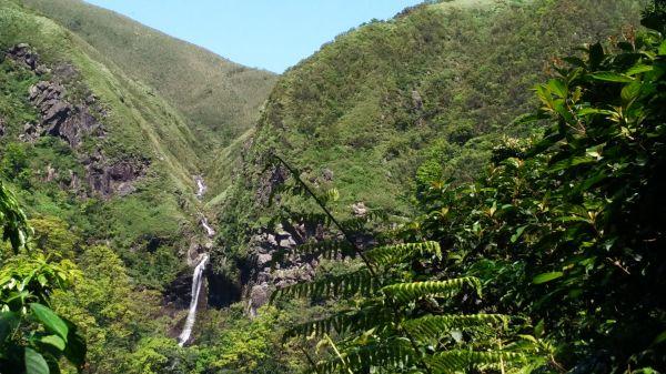 阿里磅瀑布&竹子山