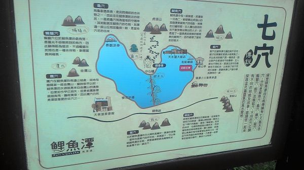 鯉魚潭森林步道