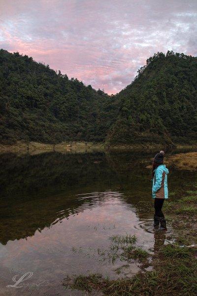 遲來的松蘿湖之旅