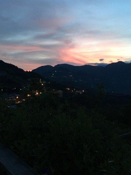 巃頂步道看日出
