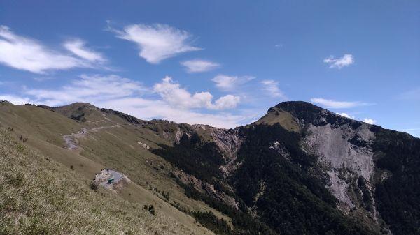 小奇萊步道+合歡山群峰