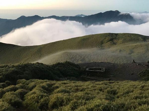 奇萊南華,超級雲海美景!