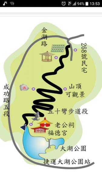 白鷺鷥親山步道