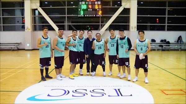 2019第一屆TBL淡水籃球聯賽0119