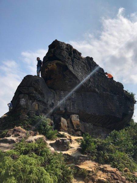 1071006軍艦岩.丹鳳山