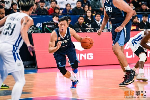 富邦勇士對香港東方比賽照