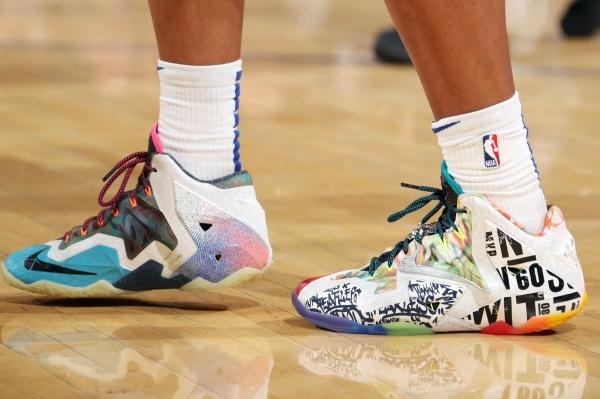 11/06 NBA今日戰靴