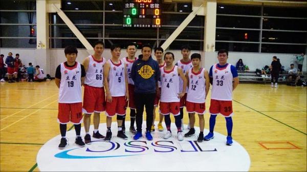 2019第一屆TBL淡水籃球聯賽0126