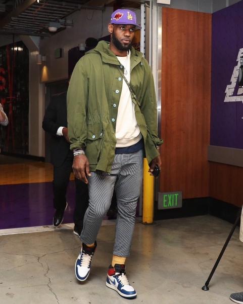 NBA 11/8 今日戰靴