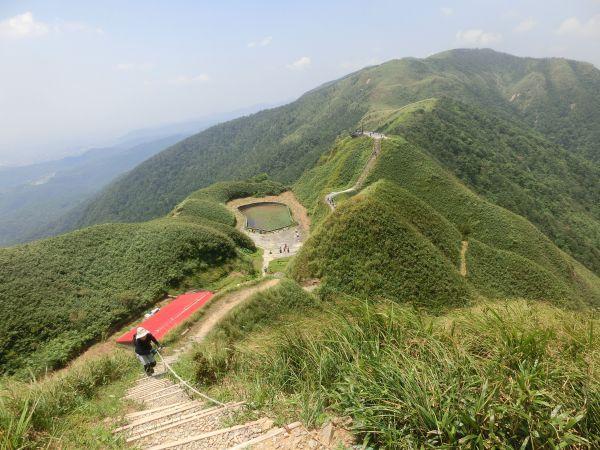 聖母登山步道.三角崙山