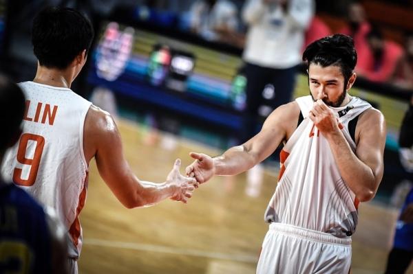 FIBA 亞洲冠軍盃 璞園對黎巴嫩Al Riyadi