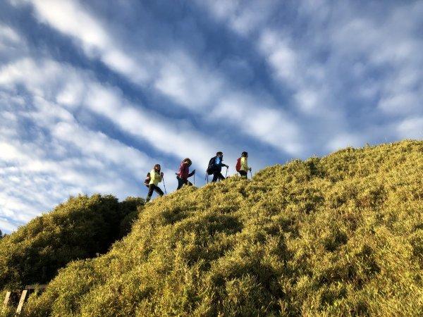 合歡東峰登山去
