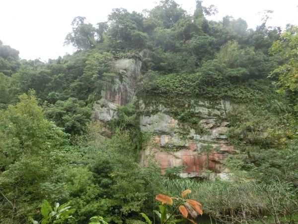 豹山溪步道.獅山.象山.和興炭...