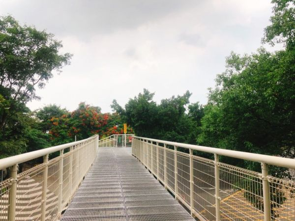 八卦山天空步道