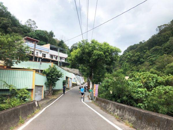 三崁頂健康步道(北坑步道)
