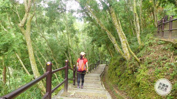 【豐原】三崁頂健康步道