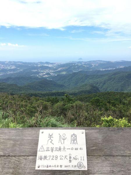 台灣小百岳#011-姜子寮山