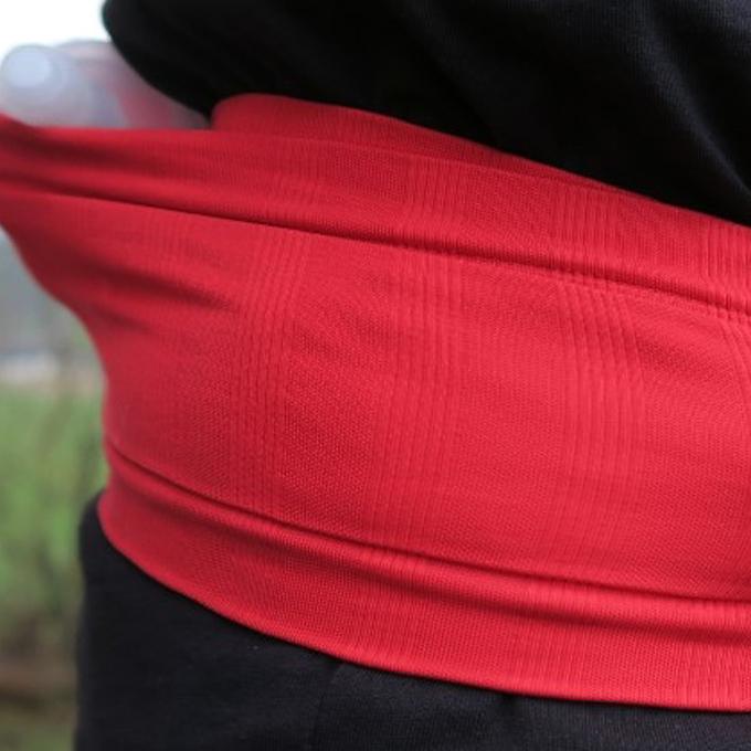 瑞士【Compressport】歐美運動員愛用 FREE BELT 彈性自由腰帶(共2色、彈性透氣、僅45公克)5