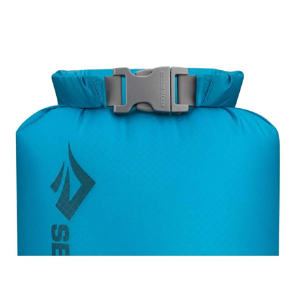 澳洲【Sea to Summit】強韌耐用  輕量防水收納袋 35L(捲式防水開口、可收納過夜裝備)5