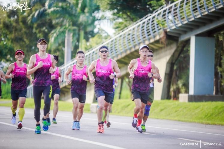 全台最大跑步訓練營 渣打馬92人突破最佳成績