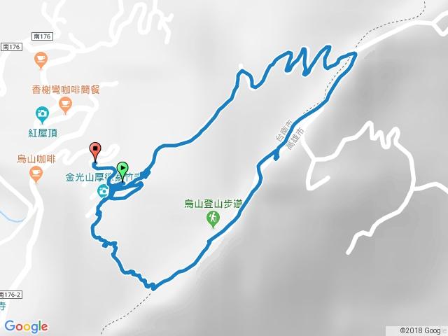 烏山 -- 紫竹寺至土地廟