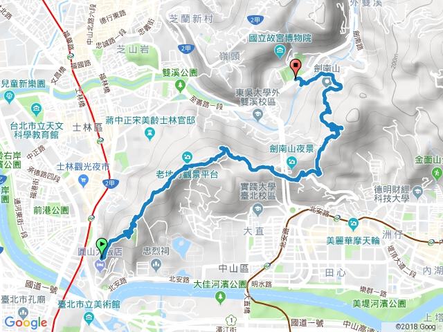 20170916_劍潭山_婆婆橋