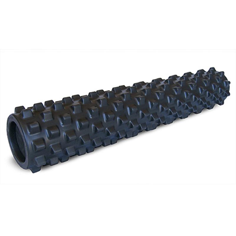 美國【RumbleRoller】放鬆深層肌肉 增硬款滾筒(硬度增加36%,高密度耐用泡棉,安全檢測,兩款尺寸)2