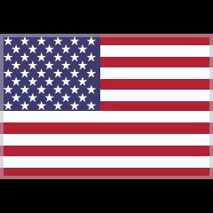 Flag: United States on Skype Emoticons 1.2
