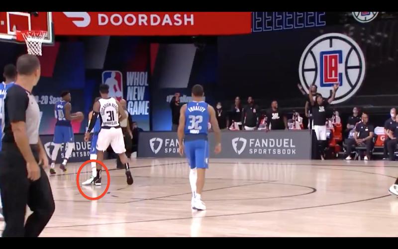 NBA / Doncic談踩鞋事件:希望是意外 但他整場噴垃圾話