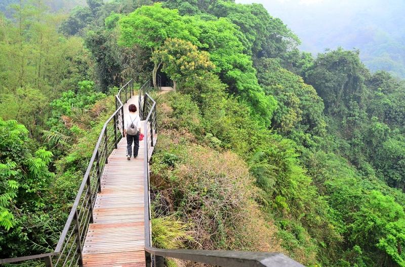龍過脈森林步道