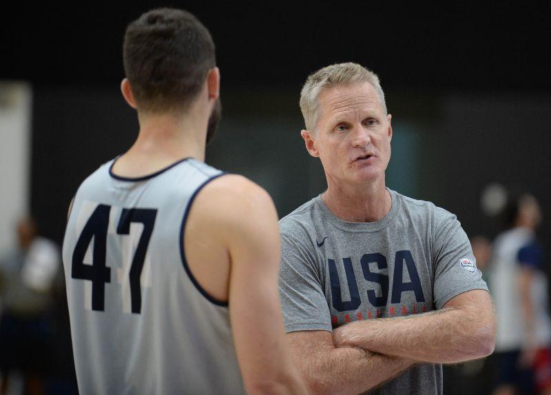 【新聞】NBA/ Kerr回應川普:不表態也是我的言論自由