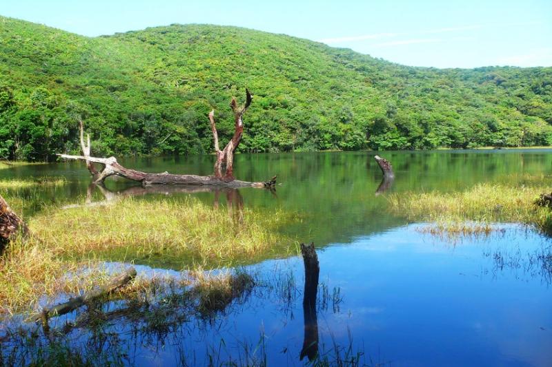 蘭嶼大天池步道