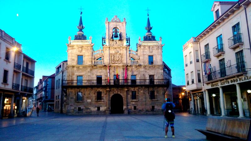 法國之路(D22)Villadangos del Páramo-Astorga