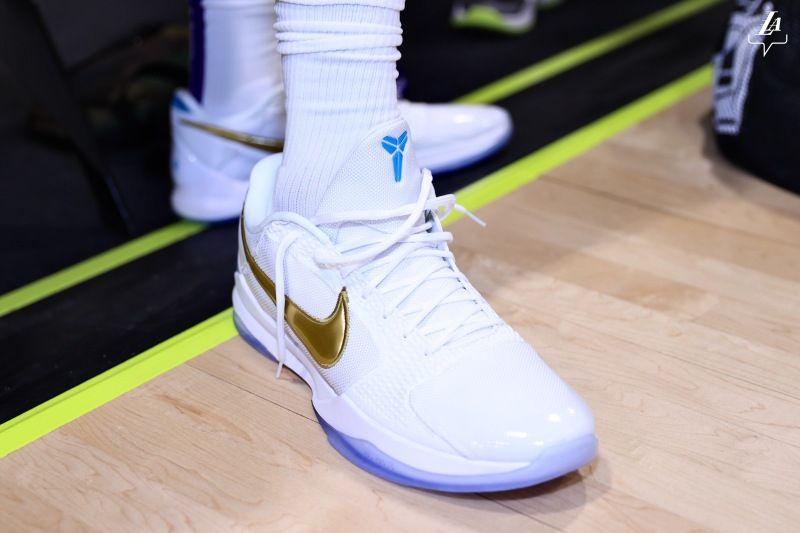 【新鞋速報】NBA/ Davis實著Kobe 5 X Undefeated 'What If' 將於曼巴週開賣