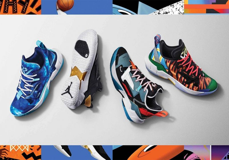 【新鞋速報】RUSSELL WESTBROOK 全新簽名鞋款 WHY NOT? ZER0.4
