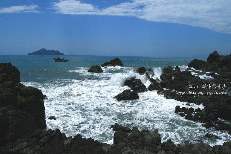 北關海潮公園步道