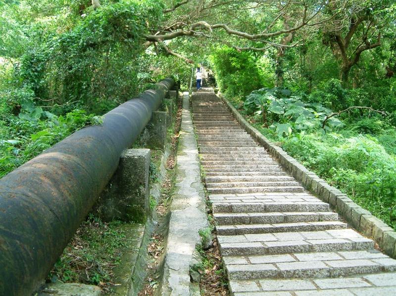 天母水管路步道(天母古道)