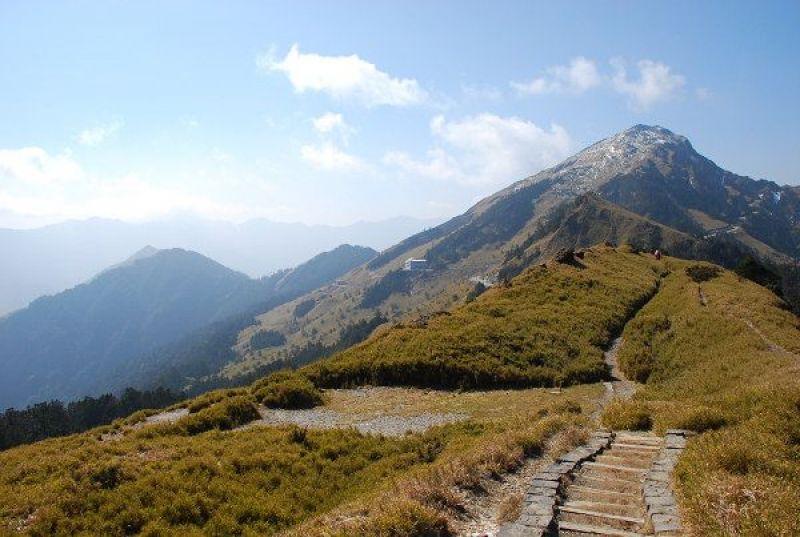 合歡石門山步道