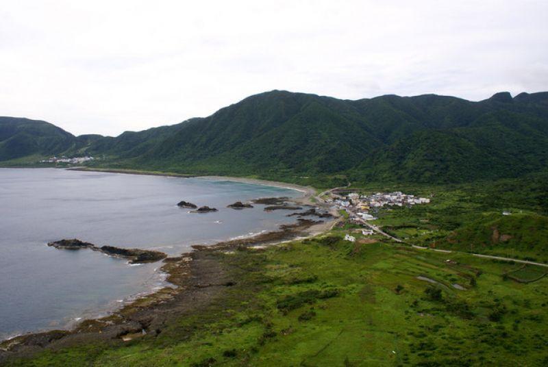 蘭嶼乳頭山步道