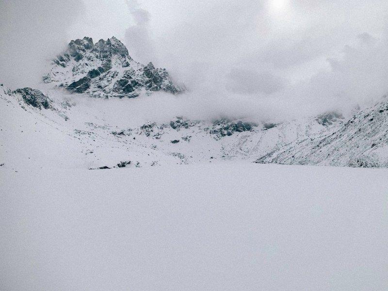 Gokyo Lake,海拔4750公尺