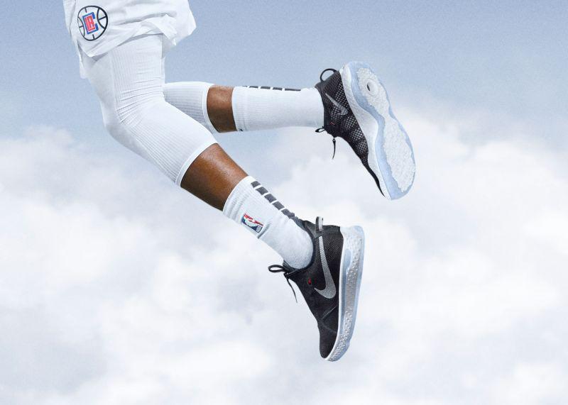 【新鞋速報】PG4 :搭載全腳掌氣墊全面來襲