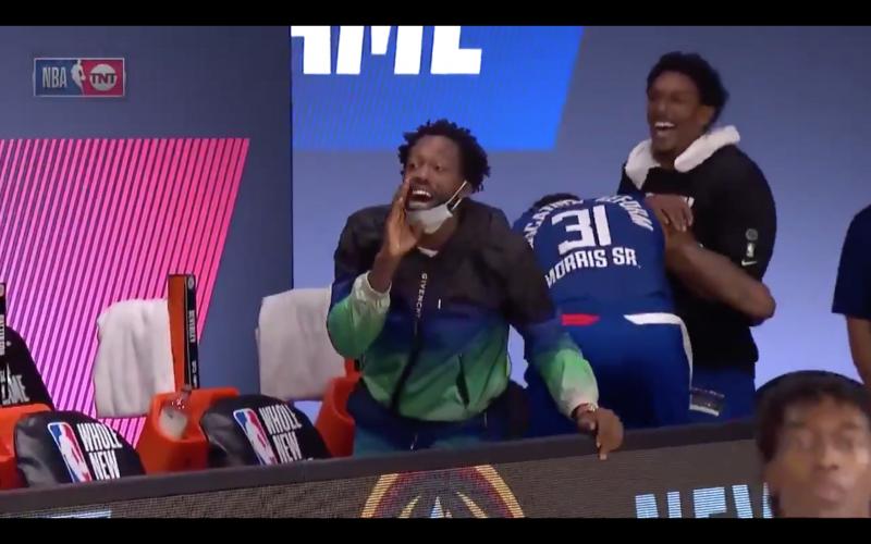 【影片】NBA / Lillard關鍵兩罰不中快艇板凳嘲諷點滿 隨後與Paul George IG互噴