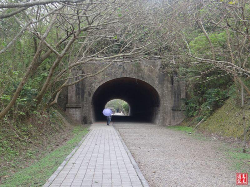 崎頂子母隧道步道
