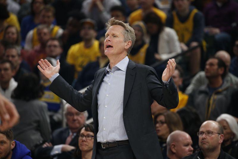 【NBA】川普怒炮Kerr對中國回應:他像個小男孩一樣